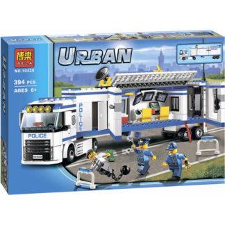 Bela 10420 City (Urban) выездной отряд полиции
