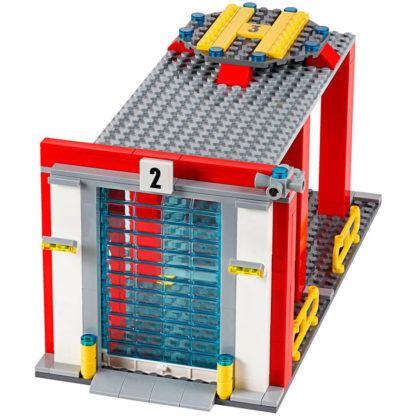 Bela 10831 конструктор City - пожарная часть