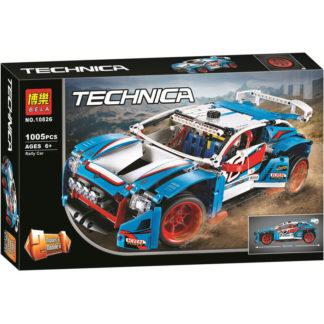 Конструктор Bela TECHNIC гоночный автомобиль
