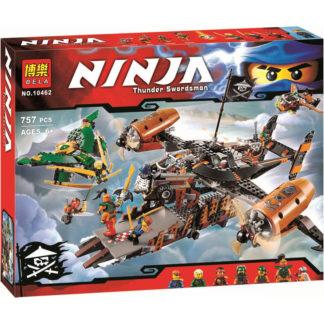 Конструктор BELA Ninja 10462 Цитадель несчастий