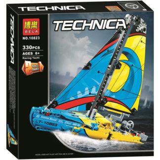 BELA гоночная яхта 10823 - конструктор серии Technic