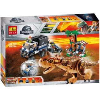 BELA 10926 побег в гидросфере Dinosaur World (Jurassic World)