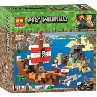 BELA 11170 Приключения на пиратском корабле