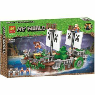 BELA битва на реке 11139 - серия Майнкрафт