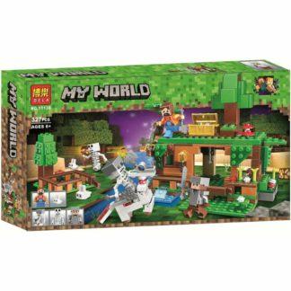 BELA 11138 битва на воде Minecraft