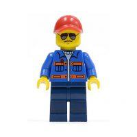 Lego City человек